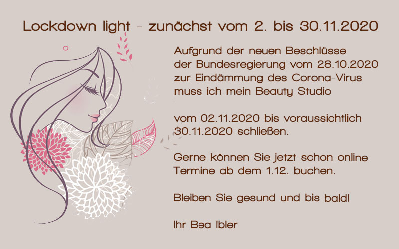 Lockdown light 02.11.-30.11.20